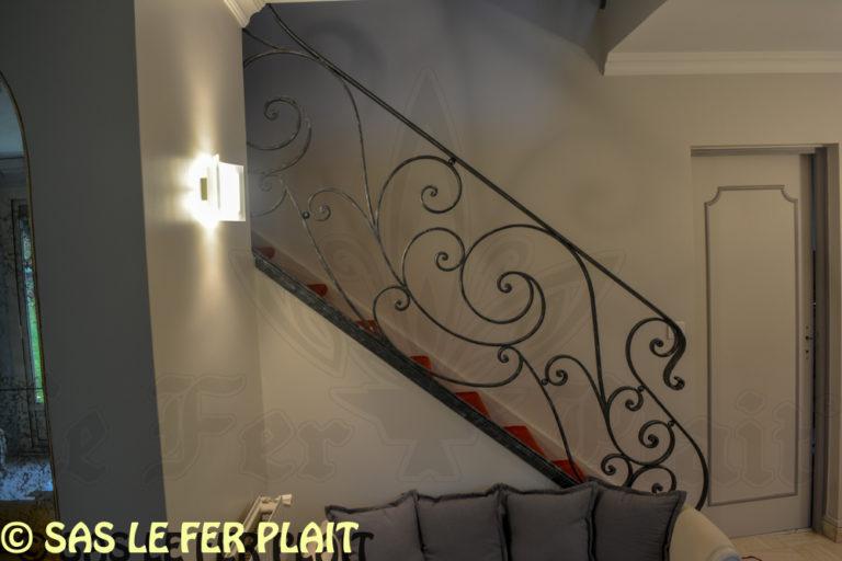 rampe intérieur